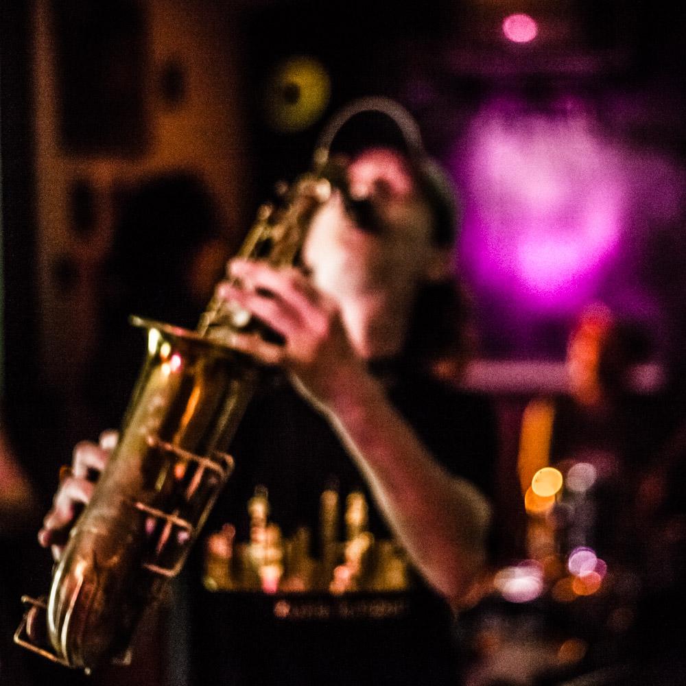 Um Sax no Carnaval