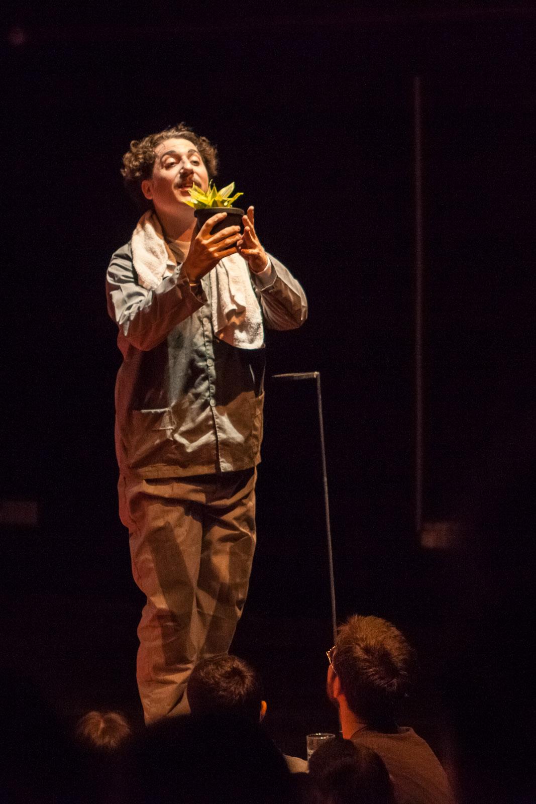 El Cantar de Los Soñantes (Periplo Compañía Teatral, de Buenos Aires)