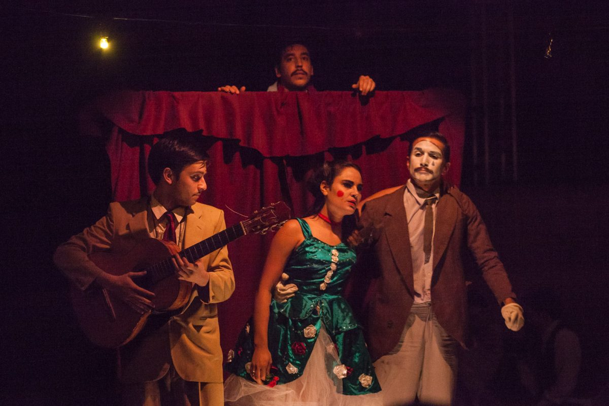 Grupo de Buenos Aires se apresenta no Festival Internacional de Teatro Universitário de Blumenau (FITUB), em 2017