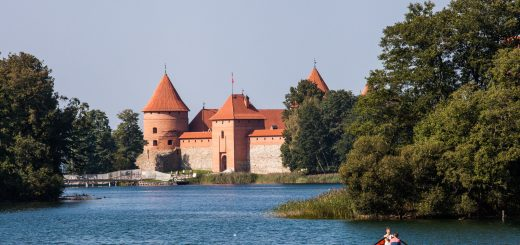 Trakai's Castle, Lithuania