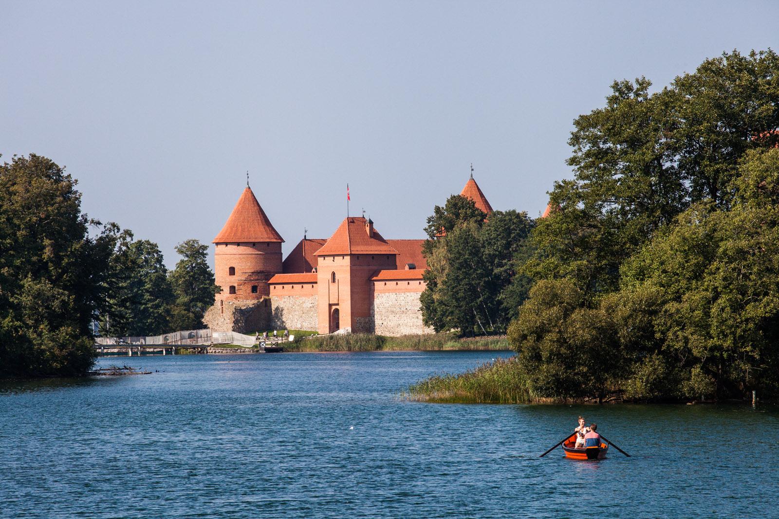 Trakai's Castle, Lithuania